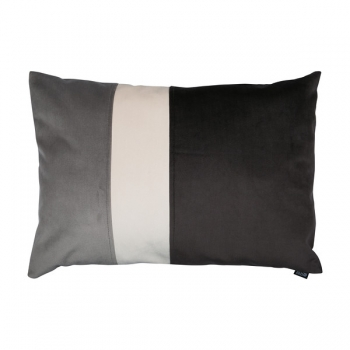 Gray pillow