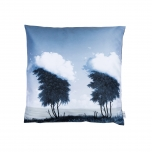 Decorative, accent & throw pillow: There, Where the Clouds Rest II