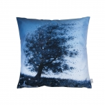 Decorative, accent & throw pillow: Here I sit, ears fluttering in the wind