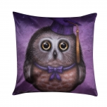 Decorative, accent & throw pillow: Wonder is beginning of wisdom