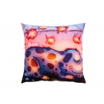Decorative, accent & throw pillow: Sweet dreams.