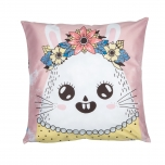 Decorative, accent & throw pillow Bunny from Maria Draws Collection