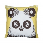 Decorative, accent & throw pillow Panda from Maria Draws Collection
