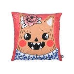 Decorative, accent & throw pillow Cat from Maria Draws Collection