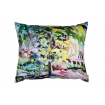 Decorative, accent & throw pillow Wind Yang from Mike Morehouse Collection.