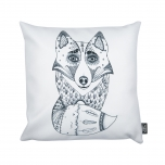 Decorative, accent & throw pillow: Fox