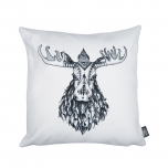 Decorative, accent & throw pillow: Moose