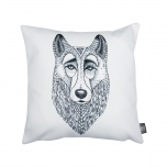 Decorative, accent & throw pillow: Wolf